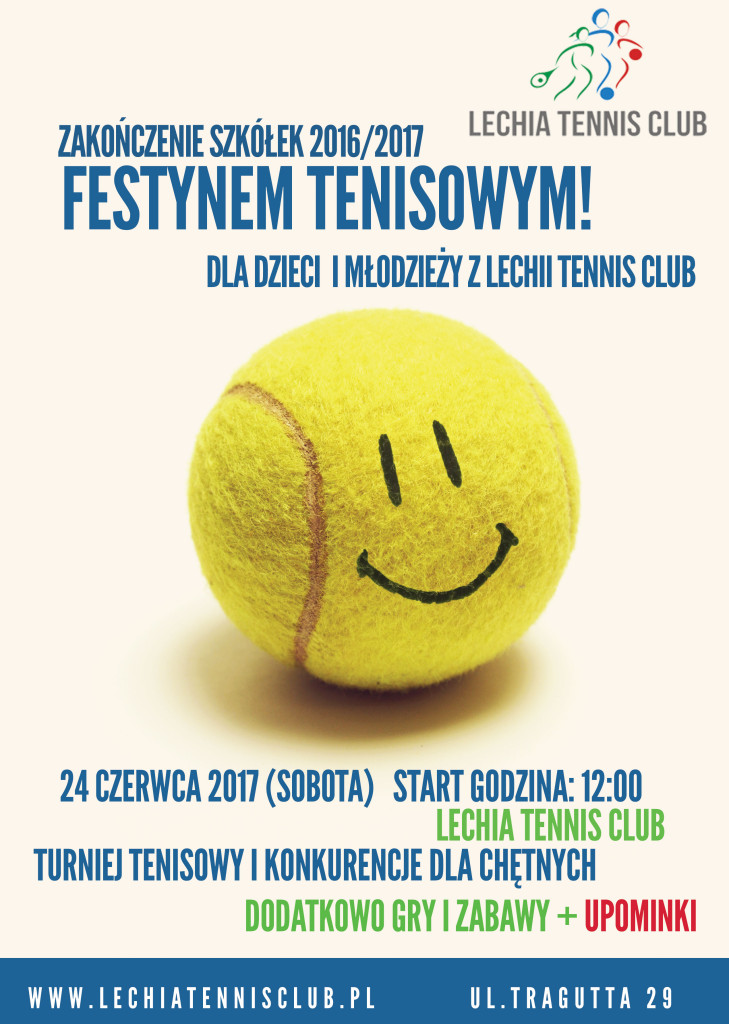 Plakat-Lechia-Tennis-Club